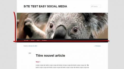 Comment créer un article WordPress